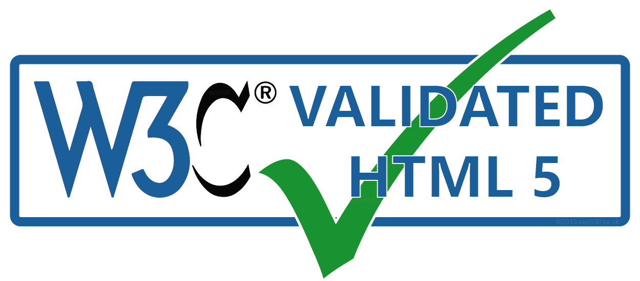 w3c validated